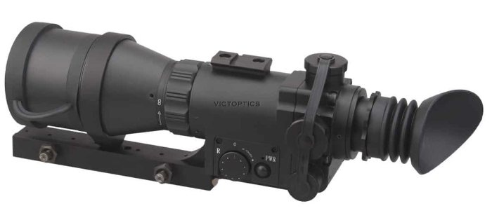Vector Optics 4x60 Night Vision Scope Side On
