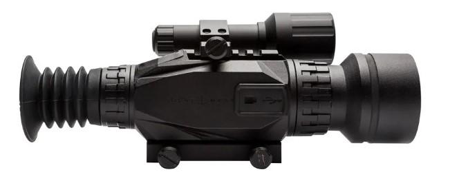 Wraith HD 4-32x50 day night riflescope