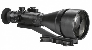 AGM Wolverine PRO-6 3AW1 Night Vision Rifle Scope Review