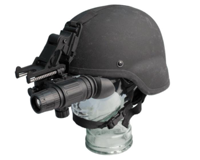ATN NVM14-14 night vision monocular helmet mounted