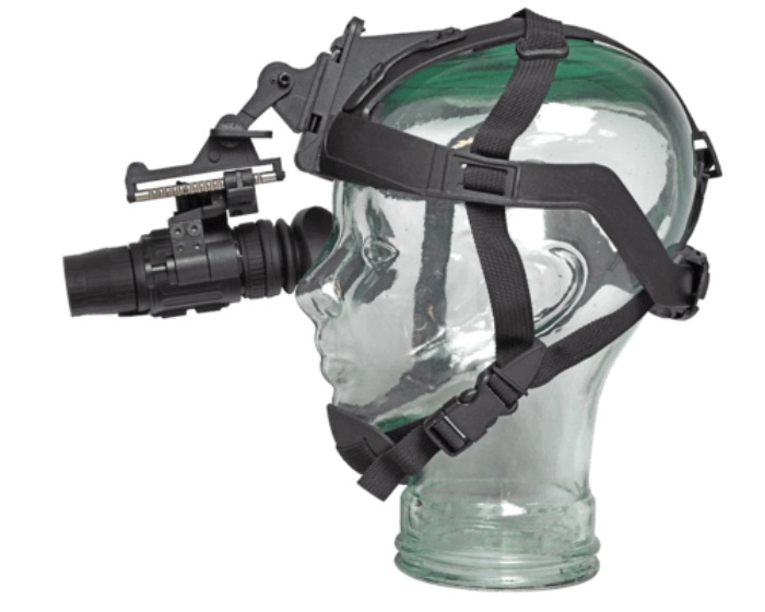 ATN NVM14-4 NV Monocular head mounted