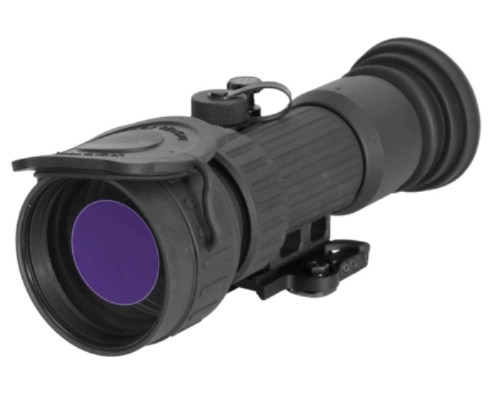 ATN PS28-3 Night Vision Clip On Scope Review