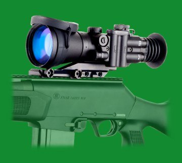 Bering Optics D740 Gen 3 Night Vision Scope Review