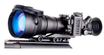 Bering Optics D790W Gen 3 night vision rifle scope review