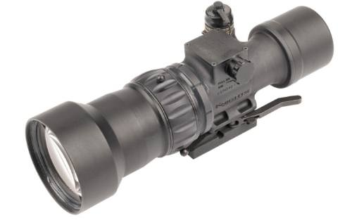 Knights Armament AN PVS-30 clip on night vision scope Review