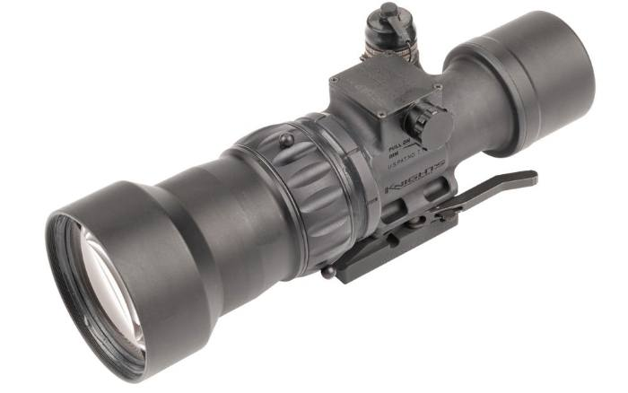 Knights Armament AN PVS-30 clip on night vision scope