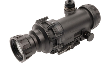 Knights Armament UNS A3 Clip On Night Vision Rifle Scope Review