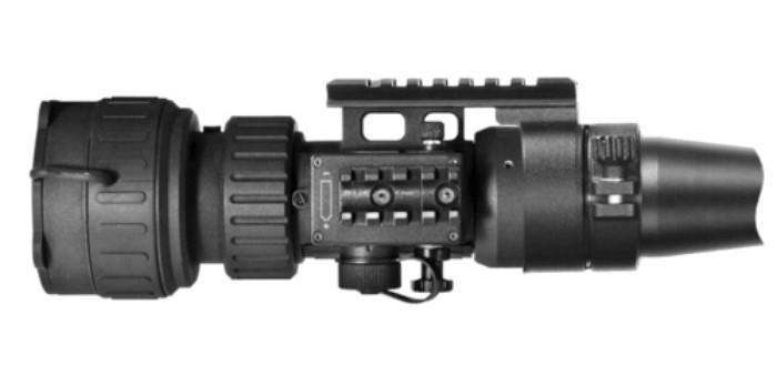 PS28-3 Night Vision clip on rifle scope