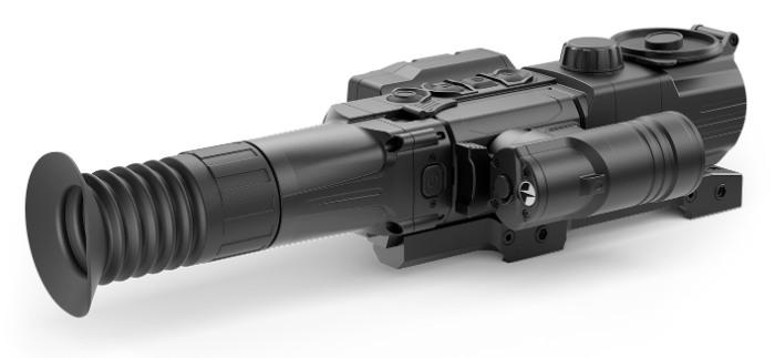 Pulsar Digisight Ultra N450 LRF Digital NV Scope Side On