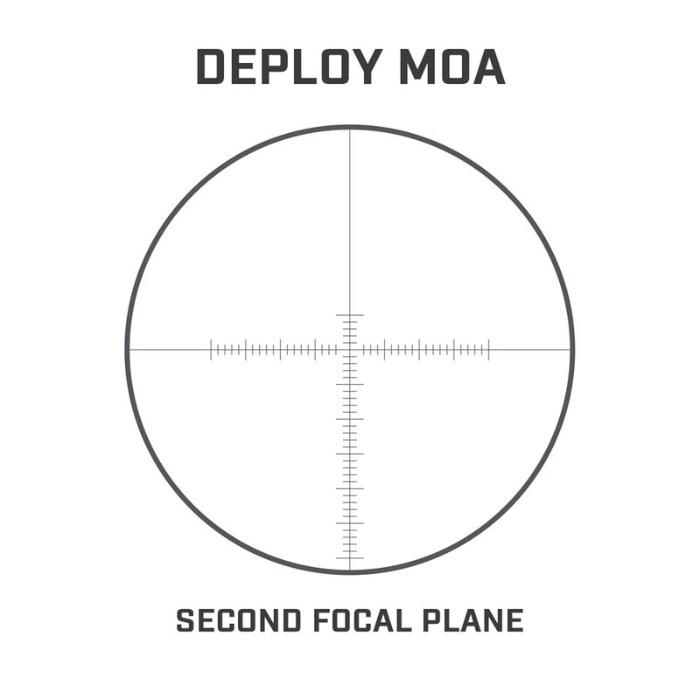 Deploy MOA Reticle on Bushnell Engage 4-16x44 Riflescope
