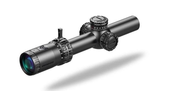 Swampfox Arrowhead 1-10x24 Riflescope