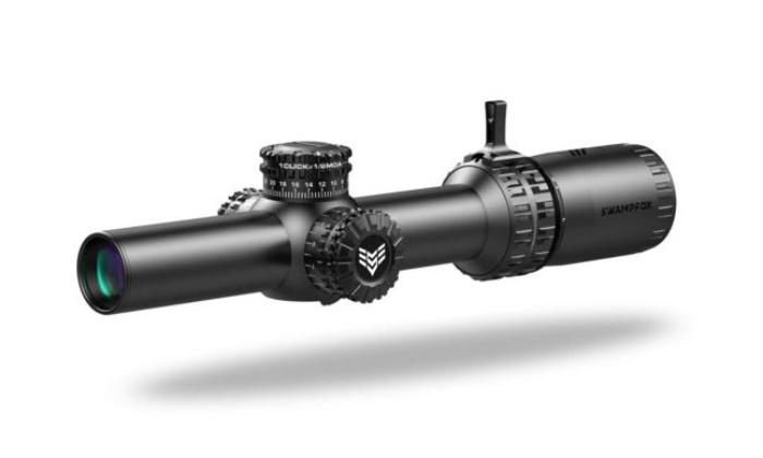 Swampfox Arrowhead LPVO 1-10x24 riflescope
