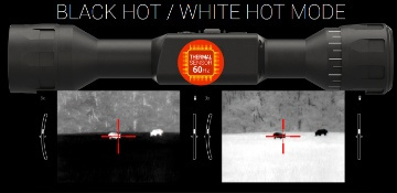 ATN Thor LT 160 3-6x thermal riflescope review