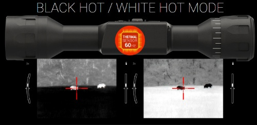 ATN Thor LT 160 3-6x thermal scope review