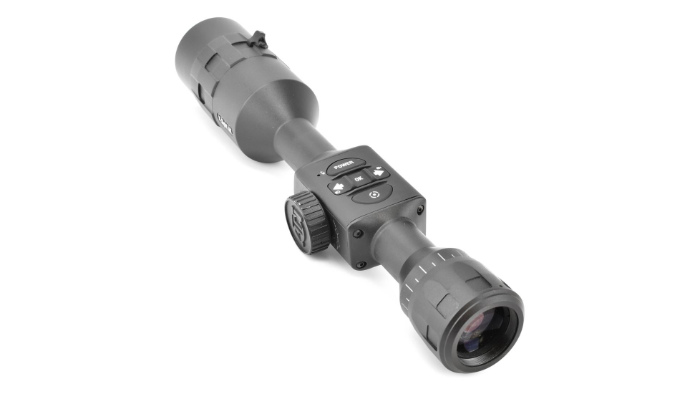 ATN X-Sight 4K Buckhunter 5-20x daytime riflescope