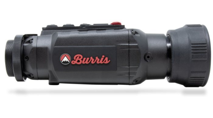 Burris BTC 50 Clip On Thermal Rifles Scope Side On