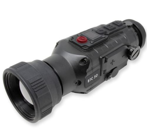 Burris BTC 50 Clip On Thermal Scope Review