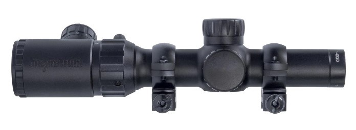 Monstrum Tactical 1-4x20 Scope