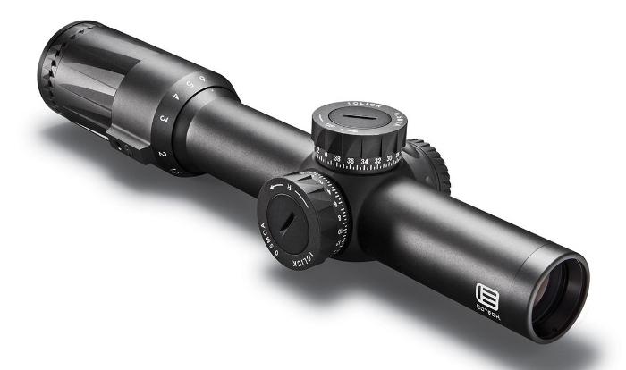 Vudu 1-6x24 ffp scope