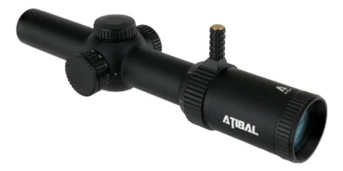 Atibal XP8 1-8x24 second focal plane riflescope review