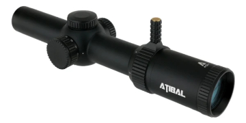 Atibal XP8 1-8x24 second focal plane scope review