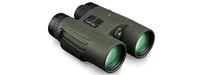 Fury HD 5000 10x42 rangefinding binoculars