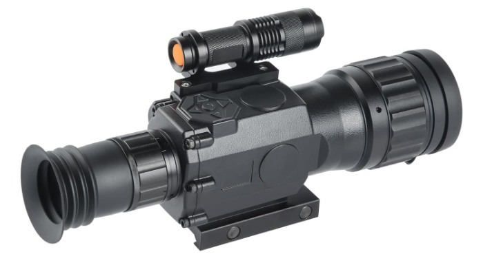 Sniper HD 4.5x50 digital nv riflescope
