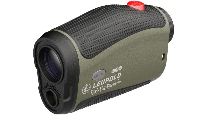 Leupold RX-FULLDRAW 3 glack and green rangefinder
