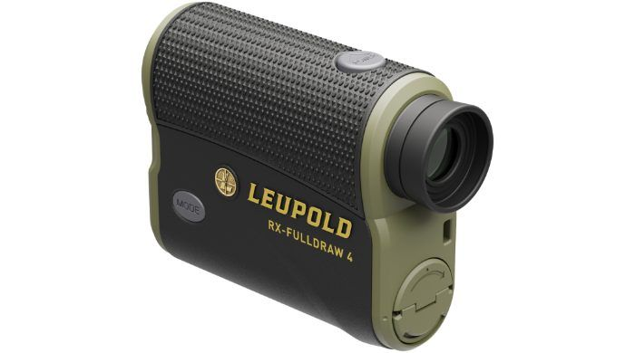 Leupold RX-Fulldraw 4 rangefinder in black and green