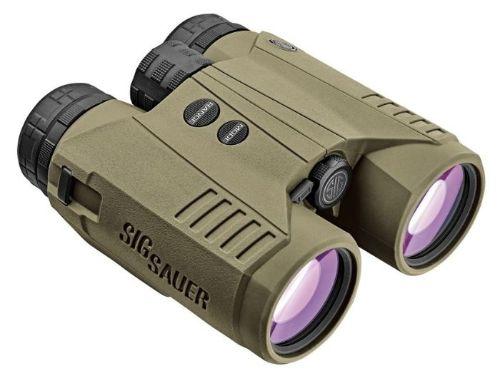 Sig Sauer KILO 3000 BDX rangefinding binoculars review