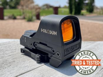 Holosun HS510C Reflex Red Dot Sight Review
