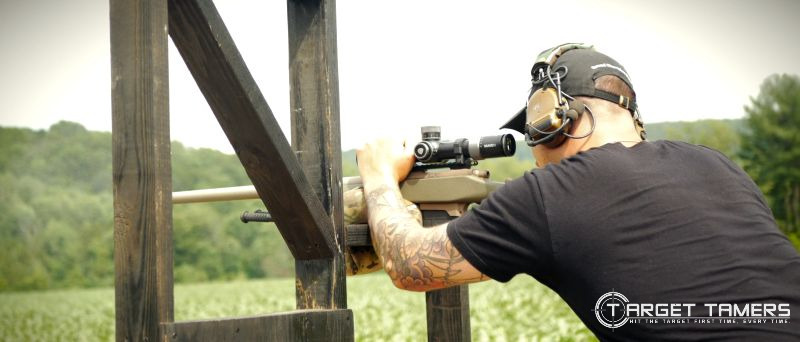 Bill Using Maven RS.4 on a PRS Rifle