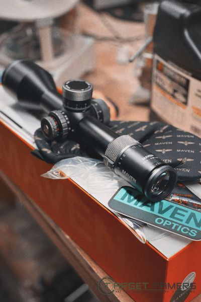 Maven RS.4 scope being unboxed
