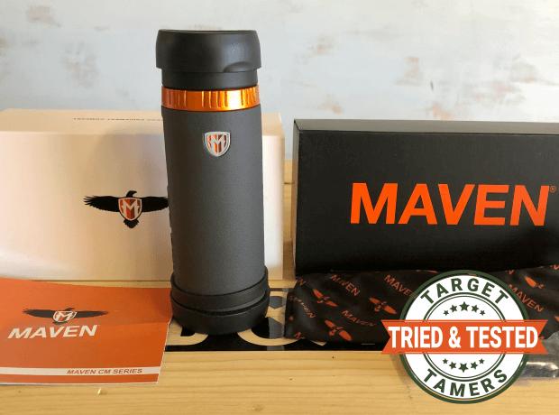 Maven CM.1 8x32 Monocular Review