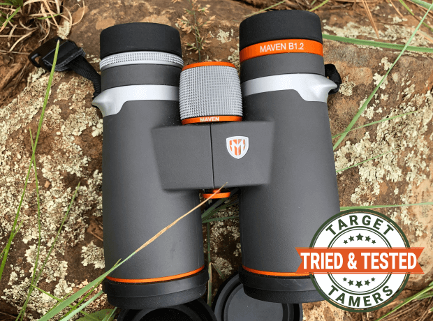 Maven B1.2 10x42 Binocular Review
