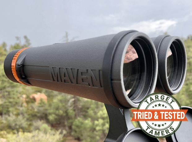 Maven C3 12x50 Binocular Review