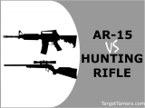 AR-15 VS Hunting Rifle - Same, Same But Different?
