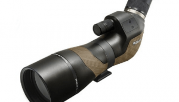 Burris Signature HD Spotting Scope Review with Special Competition Reticle