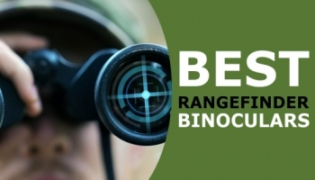 7 of the Best Rangefinder Binoculars In 2020 (Includes a Device Under $1000)