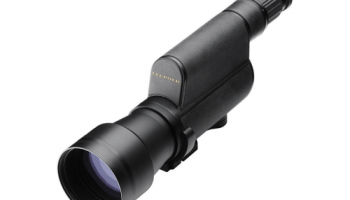 Leupold Mark 4 Spotting Scope Review - 20-60x80mm Tactical Spotter with Reticle