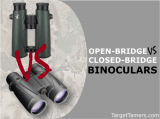 Open-Bridge VS Closed-Bridge Binoculars - A Guide to Bino Hinge Systems