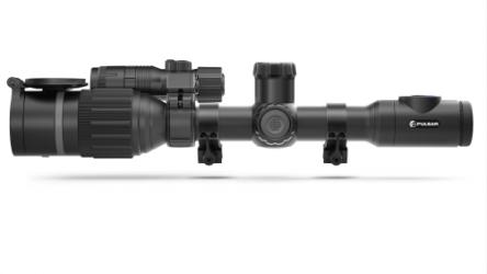 Pulsar Digex N455 Digital Night Vision Scope Review