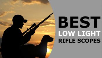 Best Low Light Rifle Scopes for Successful Hunting at Dusk & Dawn