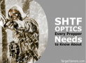 The Best SHTF Optics for Preppers - What You Need in Your Bug-Out Bag