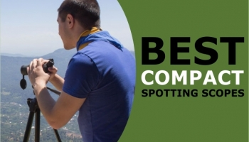 Best Compact Spotting Scope: 8 Small Spotters for Hunting & Birding On-the-Fly in 2020