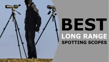 Best Long Range Spotting Scopes - Including Spotters for 1000 Yards and Beyond