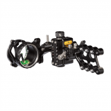 Trophy Ridge React Alpha Bow Sight: Light Weight, Compact & FAST Sighting In (1 Pin)
