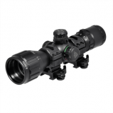 """Leapers UTG BugBuster 3-9X32 1"""" Rifle Scope Reviewed - AO & Mil-Dot"""