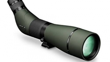 Vortex Viper HD 20-60x85 Angled Spotting Scope with Helical Focus